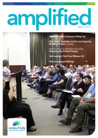 Amplified Edition 1 | 2019