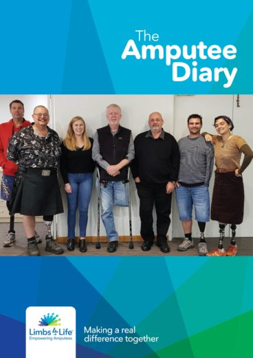 The Amputee Diary