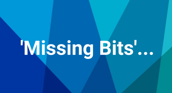 Missing Bits Podcast Channel Launched Today!