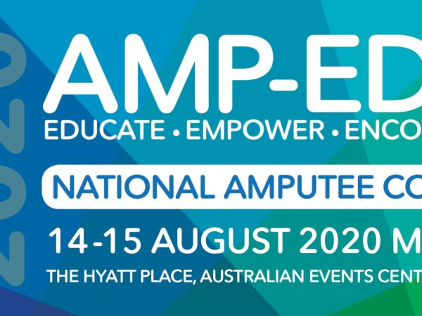 AMP-Ed Up! National Amputee Conference 2020