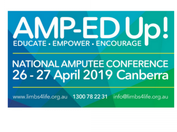 AMP-ED Up! National Amputee Conference