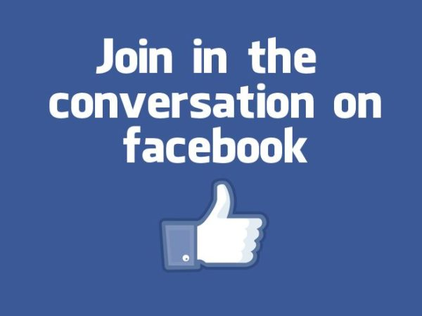 Join the Facebook conversation